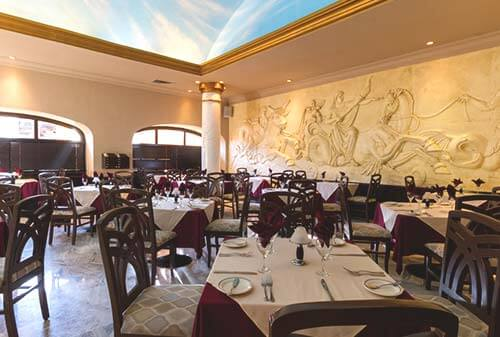 Italian and international cuisine restaurant and specialties - marco polo