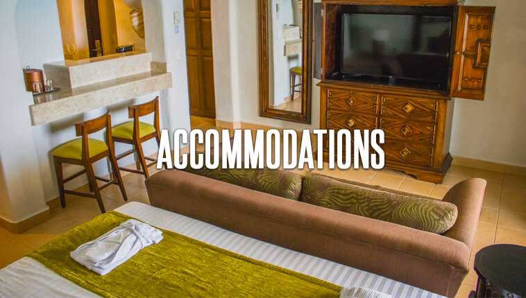 Accommodations and rooms - all inclusive resorts in cancun