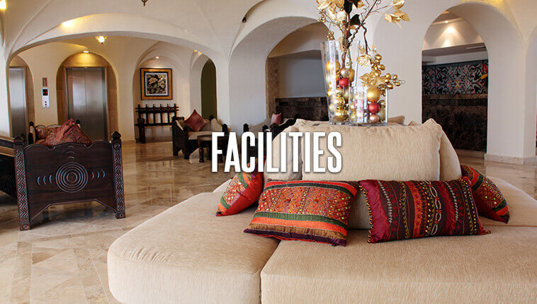 facilities at GR Caribe by Solaris Deluxe All inclusive beach resort