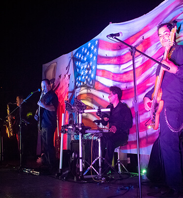 Live Music on the 4th of July in Cabos