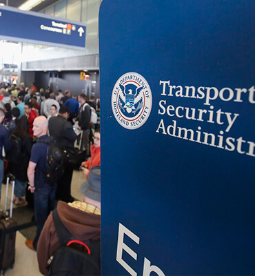 Transportation Security Administration at Airports