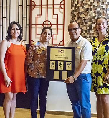 RCI Gold Crown Resort 2019