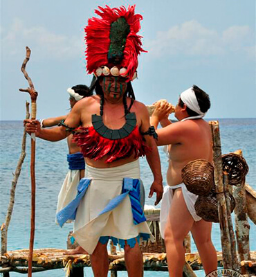 The History of the Sacred Mayan Journey