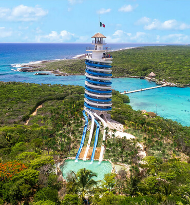 Parque Xel-ha en Cancun