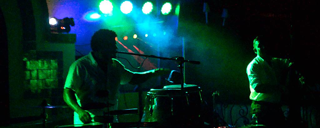 NightClub at Panchos in Royal Solaris Los Cabos