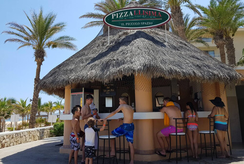 restaurante pizzallisima