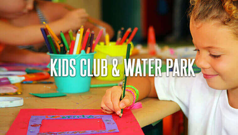 Kids Club at royal solaris cabo