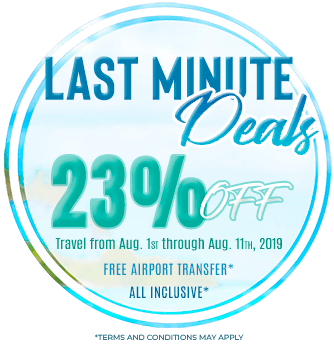 Last minute deals your vacations in royal solaris and save