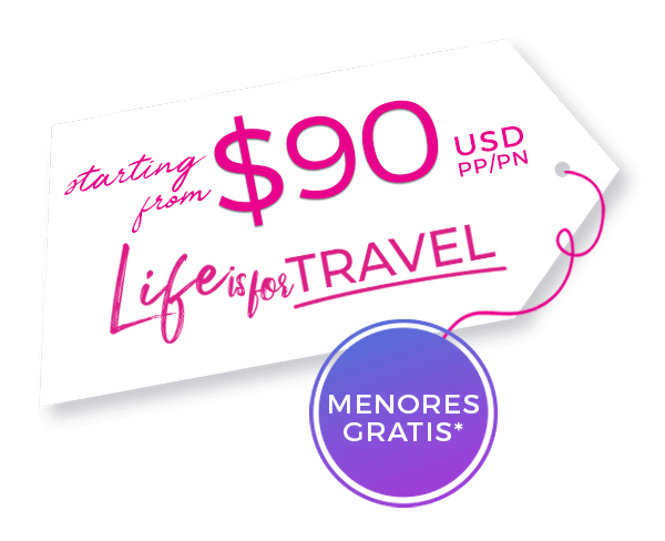 Travel to Royal Solaris Cancun with the lowest price available on the web
