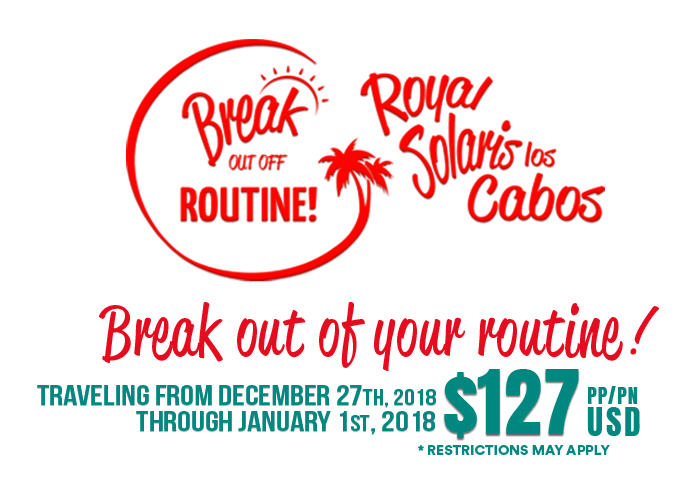 Last minute deals for vacations in Cabo and Cancun