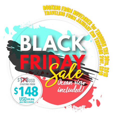 GR Solaris Cancun Promotion Black Friday