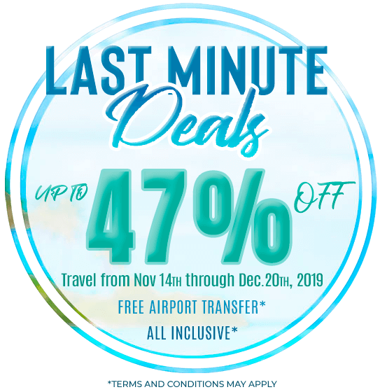 last minute cancun deals