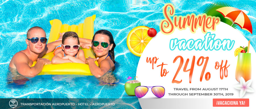 Summer break 2019 promotion