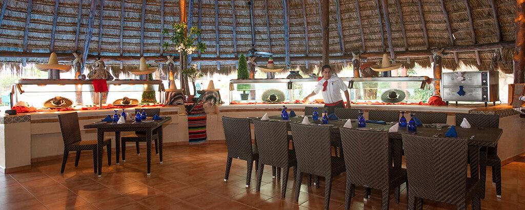 remodelacion en Solaris Cancún rosmarinos