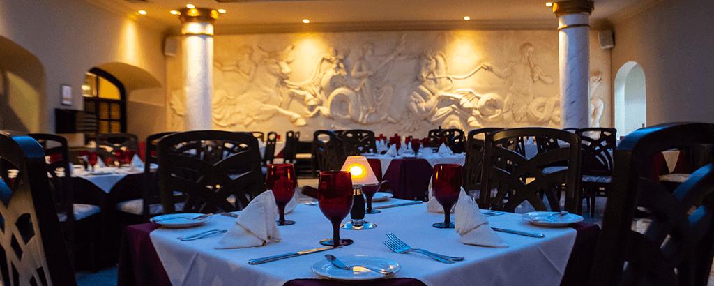 Marco Polo Restaurant at Royal Solaris Los Cabos