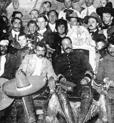 Emiliano Zapata en la Revolucion Mexicana