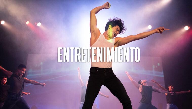 espectáculos y entretenimiento