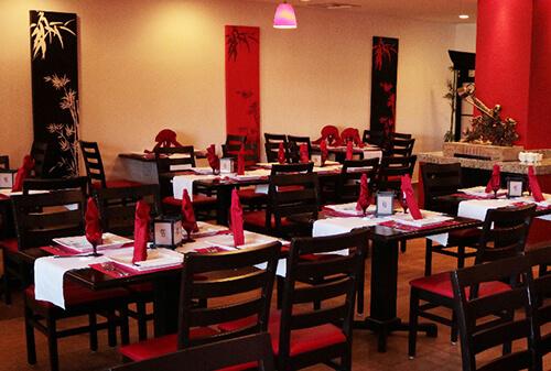 restaurante zai oriental - hotel gr solaris cancun