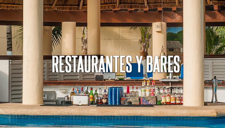 restaurantes incluidos