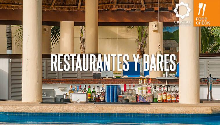 restaurantes en hotel gr solaris cancun