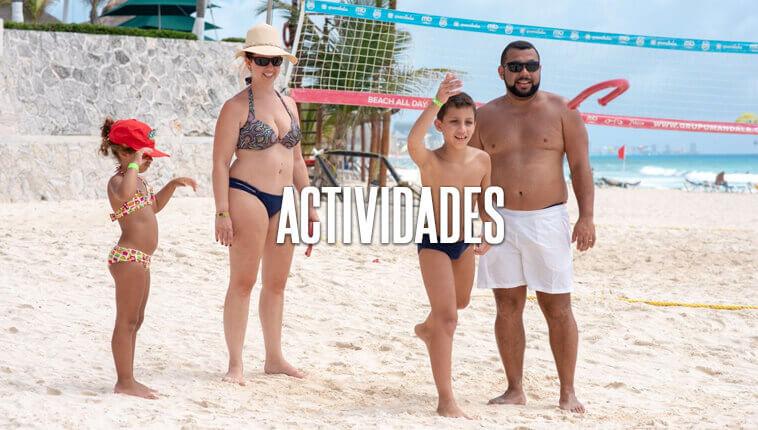 actividades royal solaris cancun
