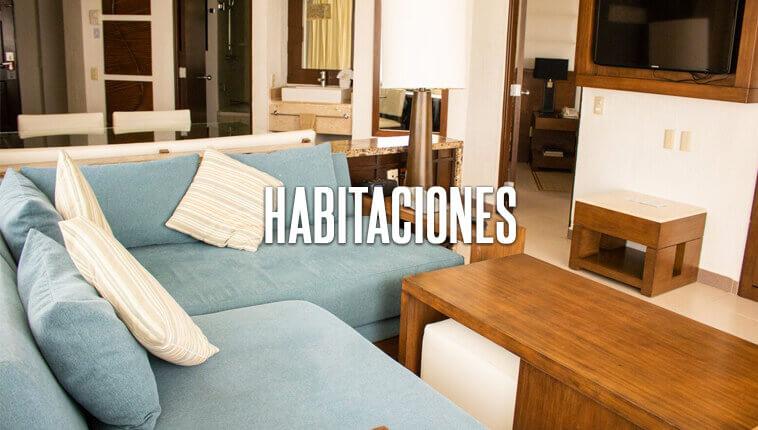 habitaciones hotel royal solaris cancun