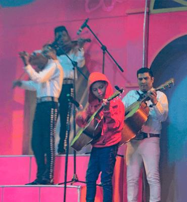 The Coco Show at Royal Solaris Los Cabos