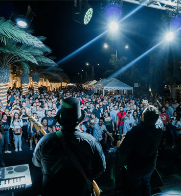 Live Music at the Beer Fest of Los Cabos 2018