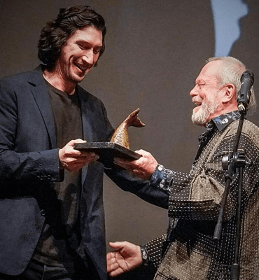 The Ceremony of Awards in Los Cabos with the Actor Adam Driver