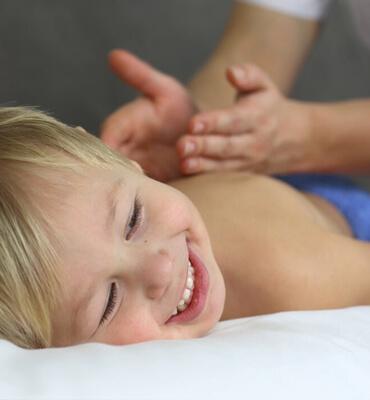 Masaje para Menores en el Spa de Royal Solaris Los Cabos