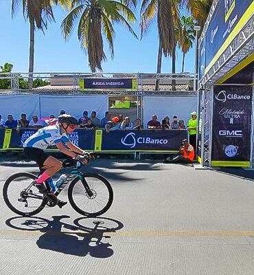 Torneo de Ciclismo Internacional en la Paz