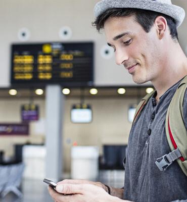 Reservando tu vuelo en linea