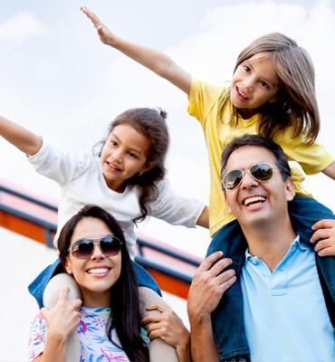 Saliendo de Vacaciones en Familia
