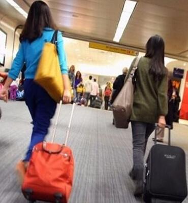 Usando tus Bolsas de Mano en el Aeropuerto