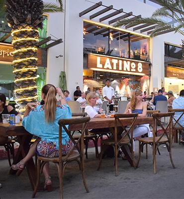 Restaurantes en el Beer Fest 2019