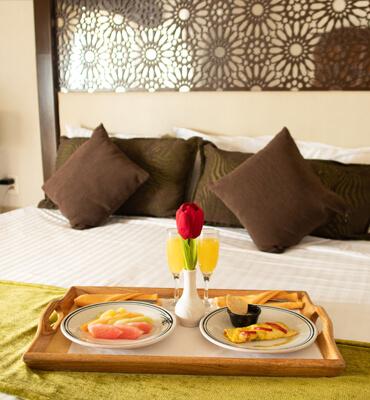 Servicio a la Habitación en los Hoteles