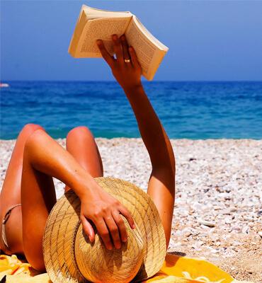 Tomando el Sol en las Playas de Cancún