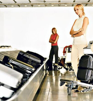 Cuidando tu equipaje en el Aeropuerto