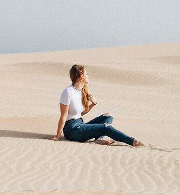 Te dejo en mensajes en la arena