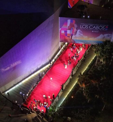 Alfombra Roja en los Cabos Film Festival