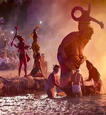 Tradiciones Mayas en Cancún