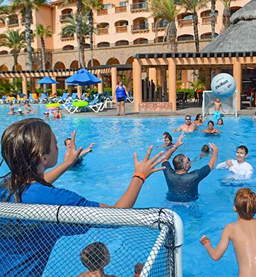 Actividades Familiares en el Hotel Solaris de Los Cabos