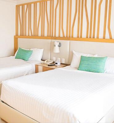 Las Habitaciones de Cancún son Remodeladas