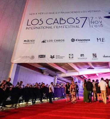 Festival del Cine en Los Cabos 2018