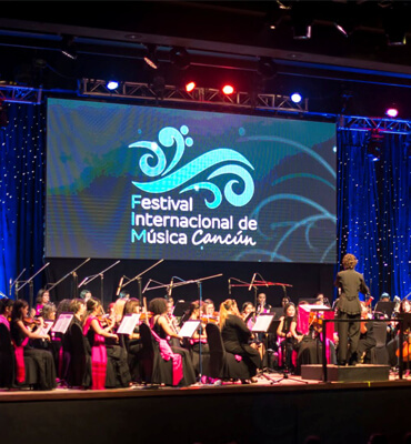 El Festival Internacional de Música en Cancún 2019