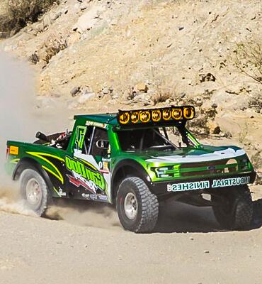 Carrera Off-Road Dos Mares 500 en Los Cabos