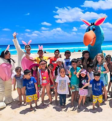 Celebrando Pascua en los Hoteles de Cancun