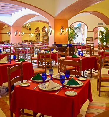 El Restaurante Panchos en Los Cabos