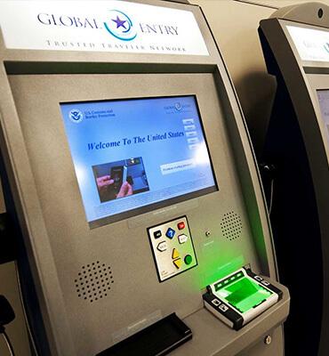 Servicios de Pasaportes en los Aeropuertos