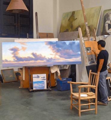 Artistas en la Galerias de Arte en Todos Santos